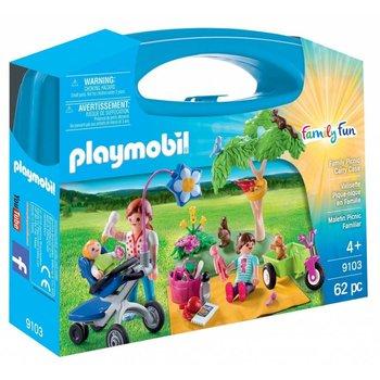 Playmobil Playmobil Carry Case: Family Picnic