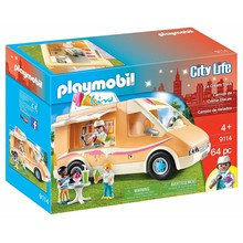 Playmobil Playmobil Vehicle: Summer Ice Cream Truck