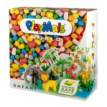 Playmais PlayMais World Safari