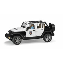 Bruder Bruder Jeep Police Vehicle