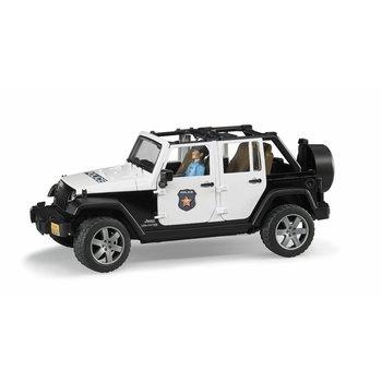Bruder Bruder Jeep Police Vehicle