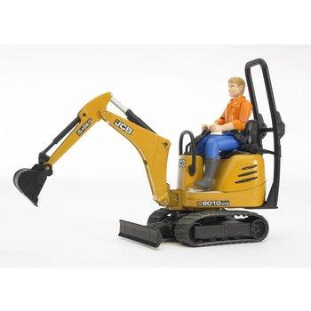 Bruder Bruder JCB Micro Excavator with Man