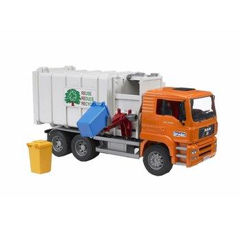 Bruder Bruder MAN Recycling Truck