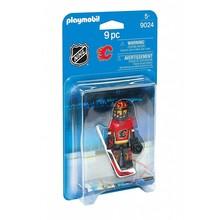Playmobil Playmobil NHL Calgary Flames Goalie