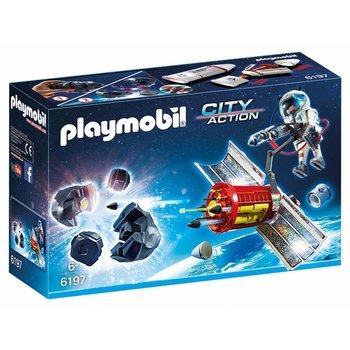 Playmobil Playmobil Space Satellite Meteoroid Laser