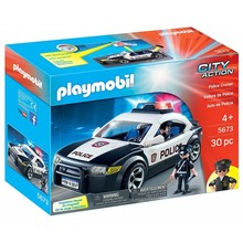 Playmobil Playmobil Vehicle: Police Cruiser