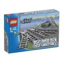 Lego Lego City Train Tracks Switch