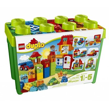 Lego Lego Duplo All in One Deluxe Box of Fun