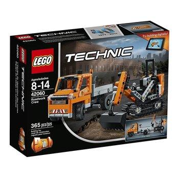 Lego Lego Technic Roadwork Crew