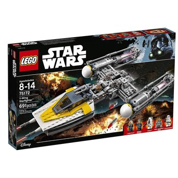 Lego Lego Star Wars Y-Wing Starfighter