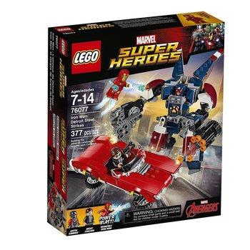 Lego Lego Super Heroes Iron Man Detroit Steel
