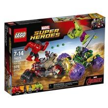 Lego Lego Super Heroes Hulk vs Red Hulk