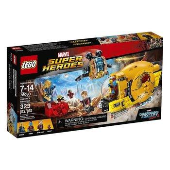 Lego Lego Super Heroes Guardian of the Galaxy  Ayesha's Revenge