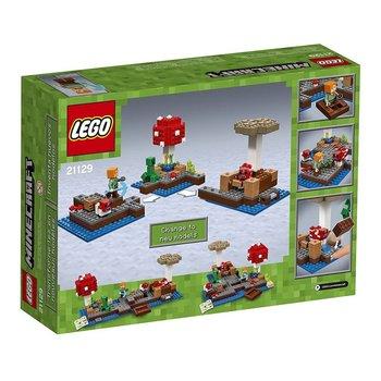 Lego Lego Minecraft Mushroom Island