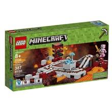 Lego Lego Minecraft The Nether Railway