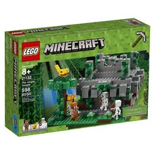 Lego Lego Minecraft The Jungle Temple