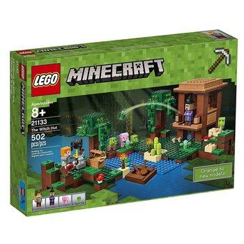 Lego Lego Minecraft The Witch Hut