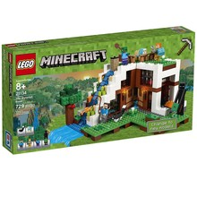 Lego Lego Minecraft The Waterfall Base