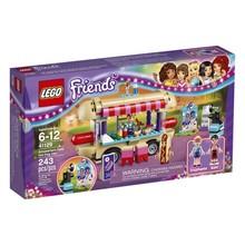 Lego Lego Friends Amusement Park Hotdog Van