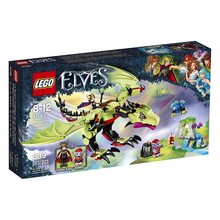 Lego Lego Elves The Goblin King's Evil Dragon