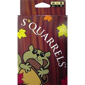 Squarrels Card Game
