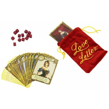 Tempest Love Letter Game