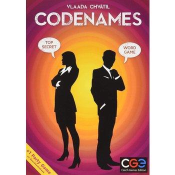 Czech Czech Game Codenames