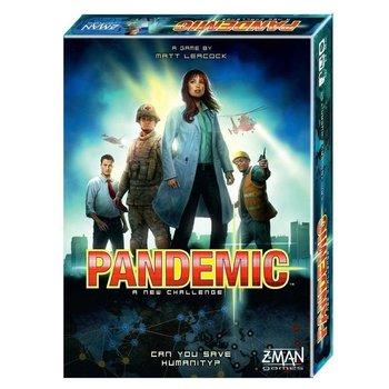 Z-Man Game Pandemic