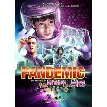 Z-Man Game Pandemic - In the Lab