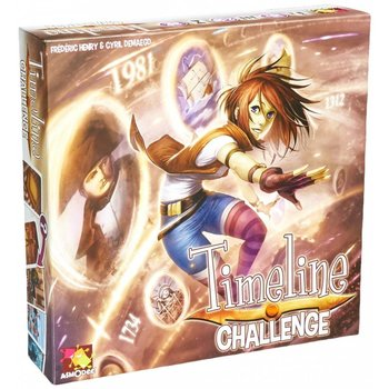 Timeline Game Challenge