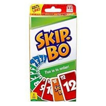 Mattel Card Game Skip-Bo