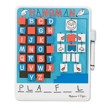 Melissa & Doug Melissa & Doug Game Flip to Win: Hangman