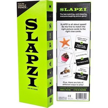 Slapzi Card Game