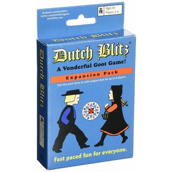Dutch Blitz Expansion Deck