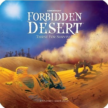 Gamewright Gamewright Game Forbidden Desert