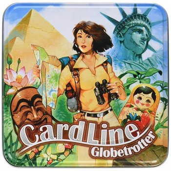 Cardline Game: Globetrotter