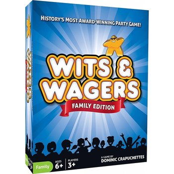 Wits & Wages Game Family Edition