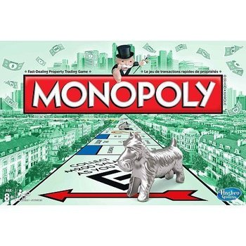 Hasbro Hasbro Game Monopoly Original