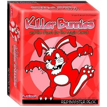 Killer Bunnies Red Booster Deck