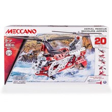 Meccano Meccano 20 Model Set Helicopter