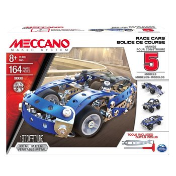 Meccano Meccano 5 Model Sports Car Set
