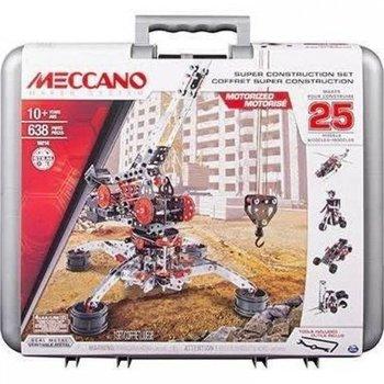 Meccano Meccano Super Construction Set