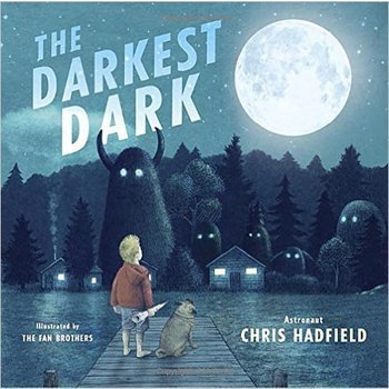 The Darkest Dark Hardcover
