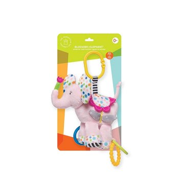 Manhattan Toy Manhattan Baby Blossoms Elephant Activty Toy