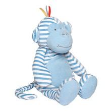 Manhattan Toy Manhattan Baby Soft Large Striped Monkey