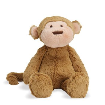 "Manhattan Toy Manhattan Toy Lovelies Mocha Monkey Plush, 12"""