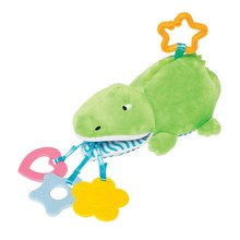 Manhattan Toy Manhattan Baby Zip & Play Gabby Gator