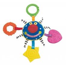 Manhattan Toy Manhattan Baby Whoozit Orbit Teether