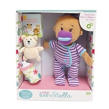 Baby Stella Doll Wee Baby Stella Doll  Sleepy Time Scents Beige