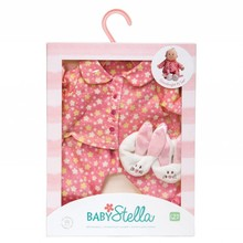 Baby Stella Doll Baby Stella Goodnight PJ Set